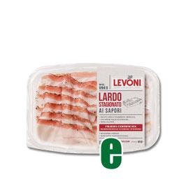 LARDO STAGIONATO GR 100 LEVONI