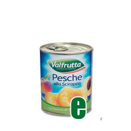 PESCHE SCIROPPATE KG 1