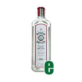 BOMBAY DRY GIN CL 100