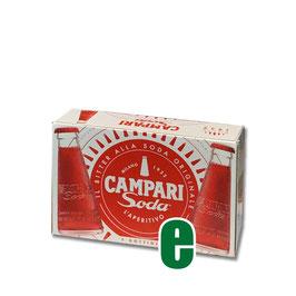 CAMPARI SODA CL 10 X 5 BOTT
