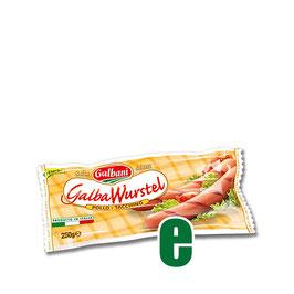 WURSTEL POLLO/TACCHINO GR 250