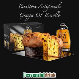 PANETTONE ARTIGIANALE OF BONOLLO KG 1