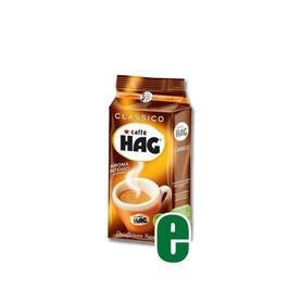 CAFFE' HAG CLASSICO DECAFFEINATO NATURALE GR 250