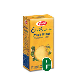 EMILIANE LASAGNE ALL'UOVO GR 500