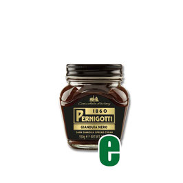 CREMA SPALMABILE GIANDUIA NERO GR 350