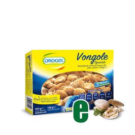 VONGOLE SGUSCIATE 100+150 GR 250