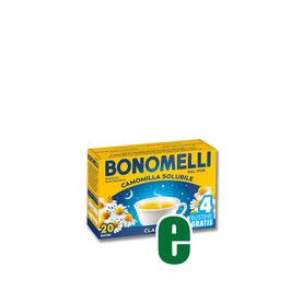 CAMOMILLA SOLUBILE BONOMELLI X 20 BUSTINE GR 100