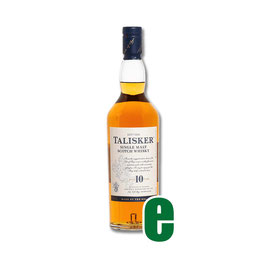 TALISKER 10Y SINGLE MALT SCOTCH WHISKY CL 70
