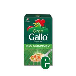 RISO GALLO ORIGINARIO SOTTO VUOTO KG 1