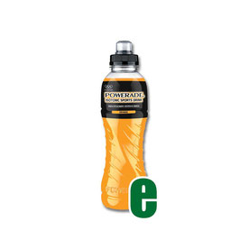 POWERADE ORANGE 0,50 LITRI