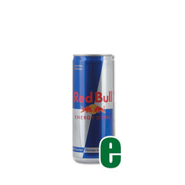 RED BULL 0,25 LITRI