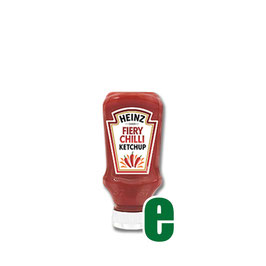 HEINZ FIERY CHILI KETCHUP ML 220