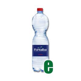 ACQUA FONTALBA GASSATA 1,5 LITRI