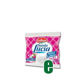 MOZZARELLA SANTA LUCIA SENZA LATTOSIO GR 100