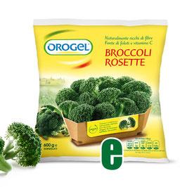 BROCCOLI ROSETTE GR 600