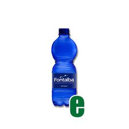 ACQUA FONTALBA NATURALE 0,50 LITRI