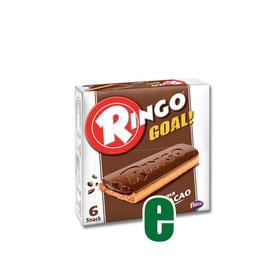 RINGO GOAL CACAO X 6 PZ GR 168