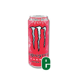 MONSTER ENERGY ULTRA RED 0,50 LITRI