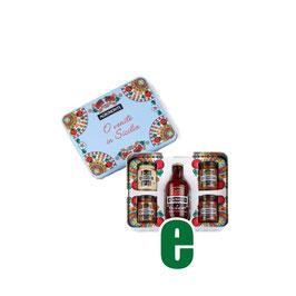 ROSSOCILIEGINO SMALL GRIFT BOX LATTA 4 + 1