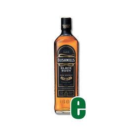 BUSHMILLS BLACK BUSH CL 70