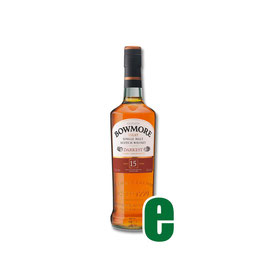BOWMORE 15Y CL 70