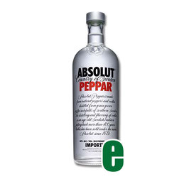 ABSOLUT PEPPAR CL 100