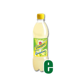 SCHWEPPES LIMONE PET CL50