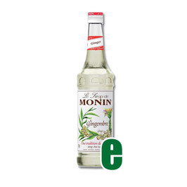 MONIN GINGEMBRE CL 70