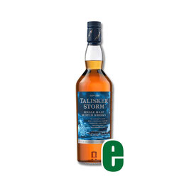 TALISKER STORM SINGLE MALT SCOTCH WHISKY CL 70