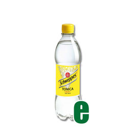 SCHWEPPES TONICA PET CL50