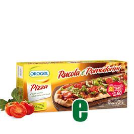 PIZZA RUCOLA E POMODORINI 2,60 GR 225