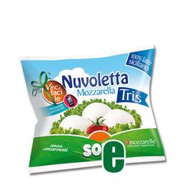 NUVOLETTA TRIS GR 100 X 3