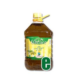 OLIO EXTRA VERGINE NATURA 5 LITRI