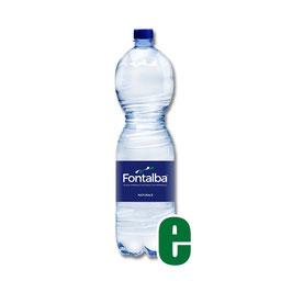 ACQUA FONTALBA NATURALE 1,5 LITRI