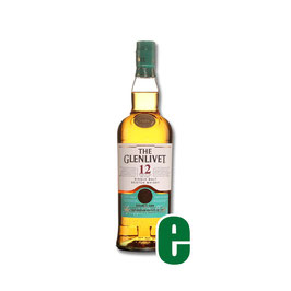 WHISKY THE GLENLIVET 12Y CL 70