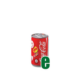 COCA COLA MINI CAN LATTINA 0,15 LITRI