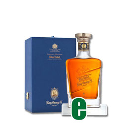 JOHNNIE WALKER BLUE LABEL KING GEORGE V CL 70
