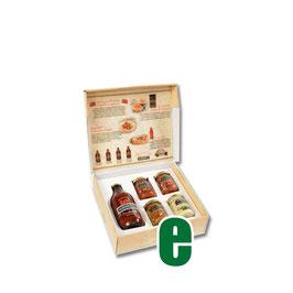 ROSSOCILIEGINO SMALL GRIFT BOX 4 + 1