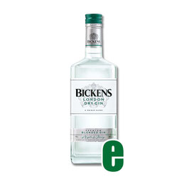 BICKENS LONDON DRY GIN CL 100