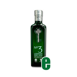 GIN N°3 LONDON DRY CL 70