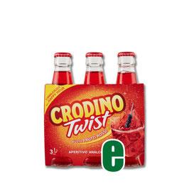 CRODINO TWIST FRUTTI ROSSI CL 17,5 x 3 BOTT