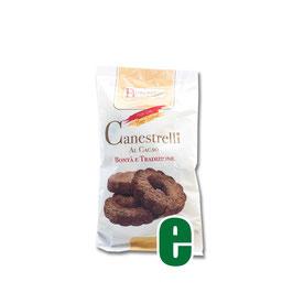 CANESTRELLI AL CACAO BOSCARINO GR 200
