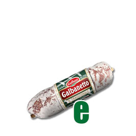 SALAME GALBANETTO GR 180 P.V.