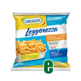 PATATE LEGGEREZZA 2,77 GR 600