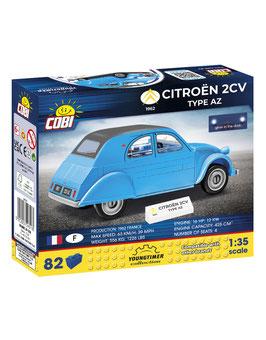 Cobi - 24511 Citroen 2CV Type AZ (1962) Ente OVP