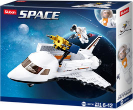 Sluban B0736  Space Shuttle - Weltraum - OVP