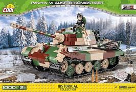 Cobi - 2540 Königstiger Deutscher Panzer VI OVP