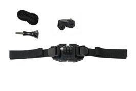 アクションカム対応 ベンテッドヘルメットストラップマウント [REC-B50-CN]