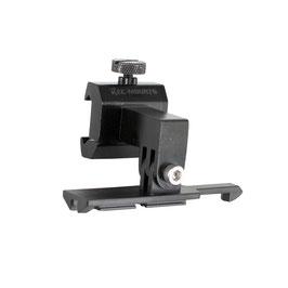 ピカティーニレールマウント タイプL 左右用 for コンツアー アクションカメラ[REC-35LCON]