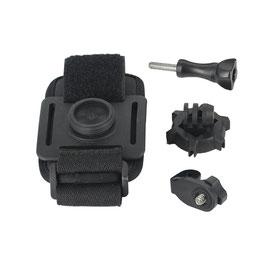 回転式マルチマウント タイプ1 for ドリフト アクションカメラ [DF-56T1CN]